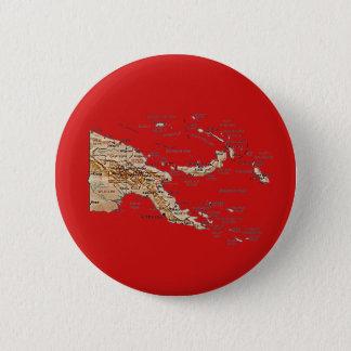 Papua New Guinea Map Button