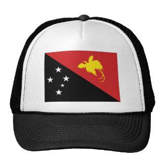 Papua New Guinea National Flag Trucker Hat