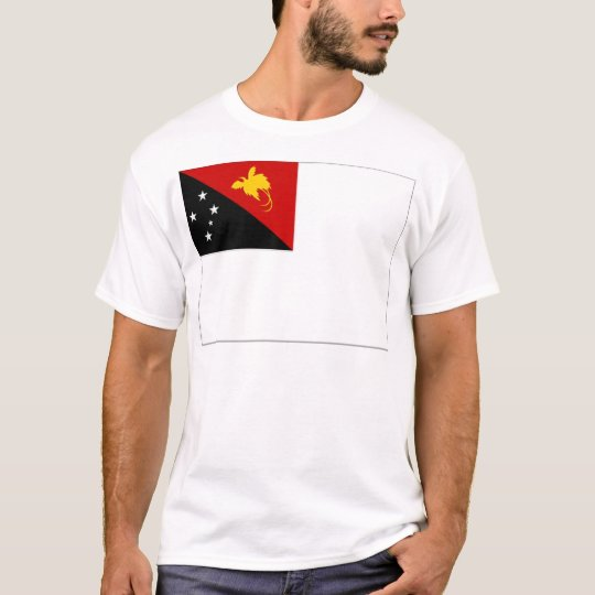 Papua New Guinea Naval Ensign T-Shirt