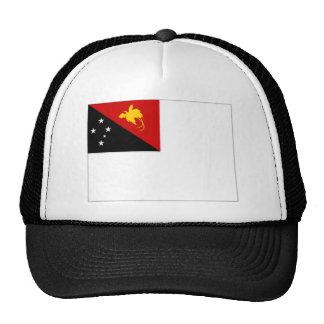 Papua New Guinea Naval Ensign Trucker Hat