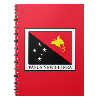 Papua New Guinea Notebook