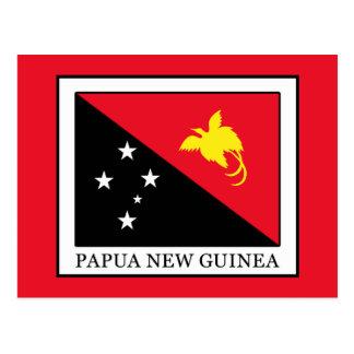 Papua New Guinea Postcard