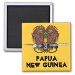 Papua New Guinea* Refrigerator Magnet