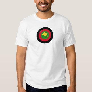 Papua New Guinea Roundel T Shirts