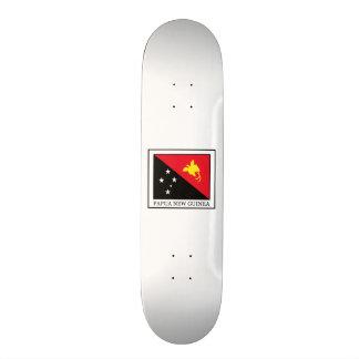 Papua New Guinea Skateboard Deck