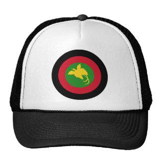 Papúa Nueva Guinea Roundel Gorras