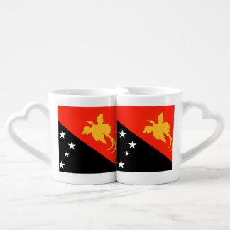 Papúa Nueva Guinea Tazas Amorosas