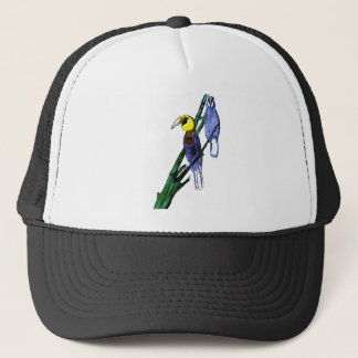Papuan Hornbill Birds Trucker Hat
