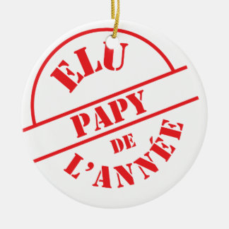 ¡Papy! Ornaments Para Arbol De Navidad