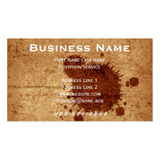 Papyrus Business Card
