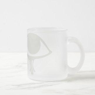 Papyrus Eye of Horus Coffee Mugs