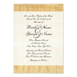 papyrus paper wedding invitation - Papyrus Wedding Invitations