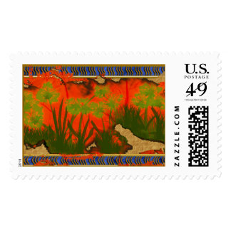papyrus rushes postage