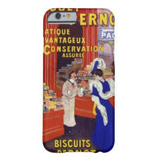 Paquet Pernot Vintage Advertising Poster Restored Barely There iPhone 6 Case