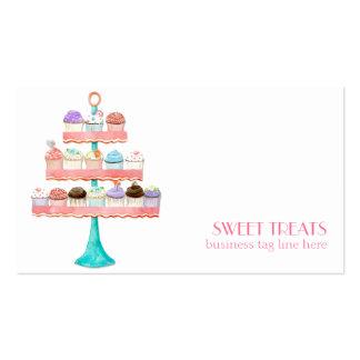 Paquete de negocio de la panadería de la hornada d tarjetas de negocios