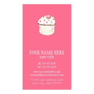Paquete de negocio de la panadería de la hornada d tarjetas personales