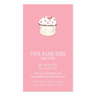 Paquete de negocio de la panadería de la hornada d tarjeta de negocio
