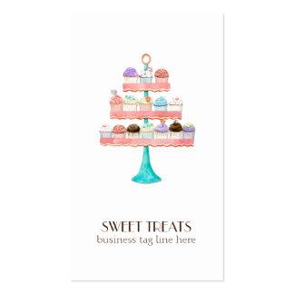 Paquete de negocio de la panadería de la hornada d plantillas de tarjetas de visita