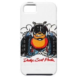 Paquete de Scat iPhone 5 Carcasa