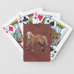 Paquete del diseñador de los Equino-amantes del ca Baraja De Cartas
