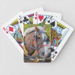 Paquete del diseñador del caballo de proyecto de C Baraja Cartas De Poker