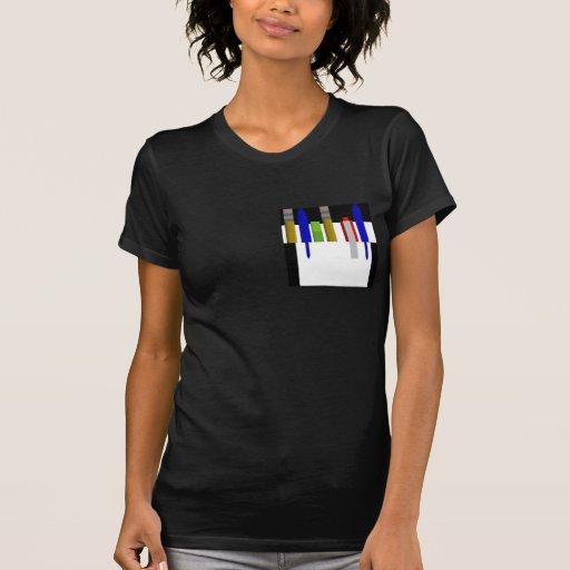 paquete del empollón t shirt
