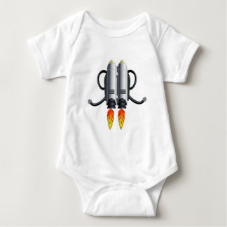 Paquete del jet body para bebé