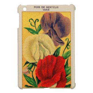 Paquete francés de la semilla de flor del guisante