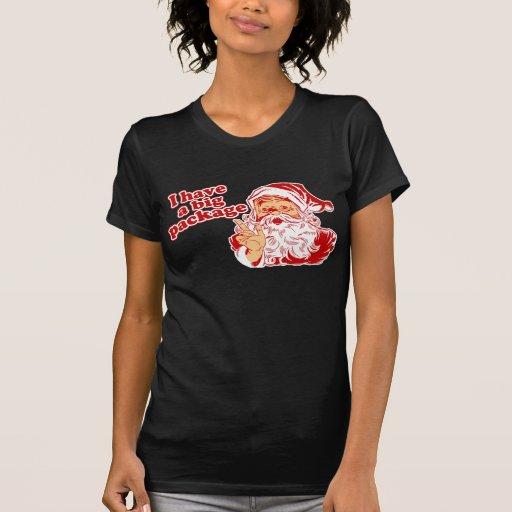 Paquete grande de Santas Camisetas