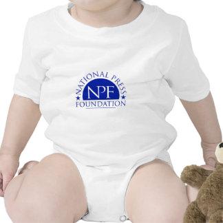 Paquete nacional del regalo de la fundación de la  traje de bebé