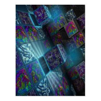 paquetes por completo de pulsos coloridos postales