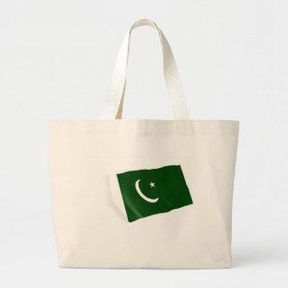 Paquistán Bolsas Lienzo