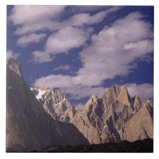 Paquistán, gama de Baltoro Muztagh, catedral magní Azulejo Cuadrado Grande