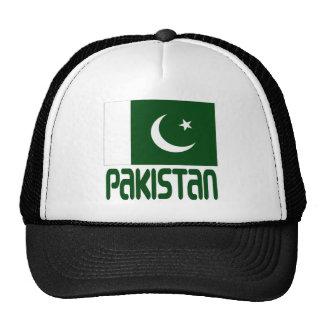 Paquistán Gorras
