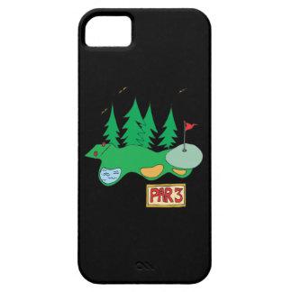 Par 3 iPhone SE/5/5s case