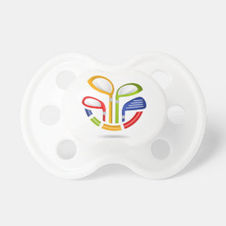 Par&Birdie Customized Products Baby Pacifiers