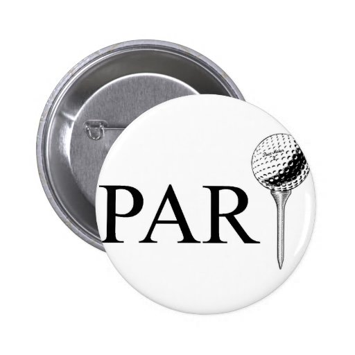 Par (camiseta) pin
