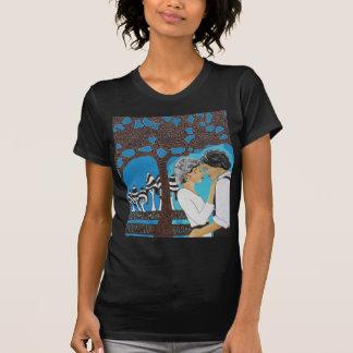 Par de enamorado camiseta