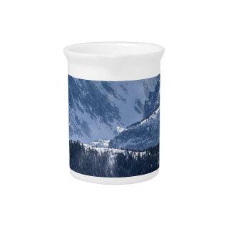 Par del nacional de las montañas rocosas del CO de Jarra Para Bebida