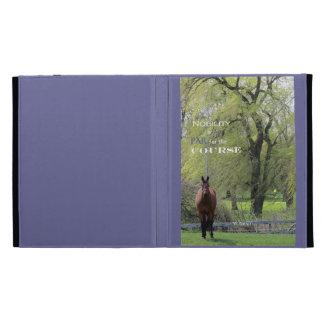 Par For The Course Caseable Case iPad Folio Cover