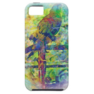 Par-riot Parrot in Costa Rica iPhone 5 Covers