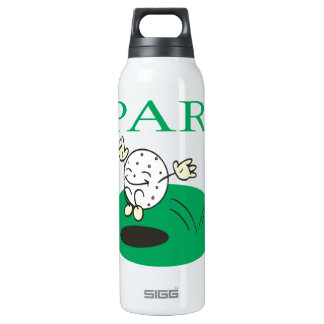 Par 16 Oz Insulated SIGG Thermos Water Bottle
