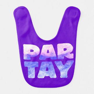 PAR TAY BABY BIBS