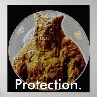 Para Andy, protección Póster