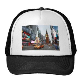 ¡Para arriba mezclado mundo! - New York City y Gorros