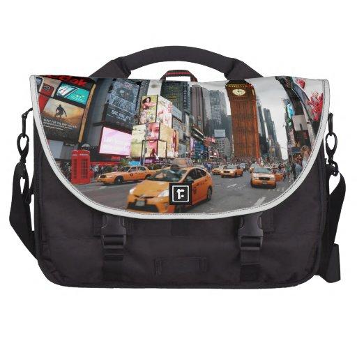 ¡Para arriba mezclado mundo! - New York City y Lon Bolsas De Portatil