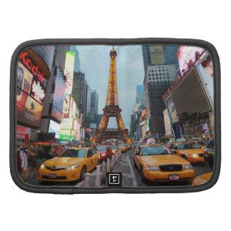 Para arriba mezclado mundo - New York City y París Organizadores