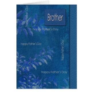 Para Brother en las tarjetas del personalizable de