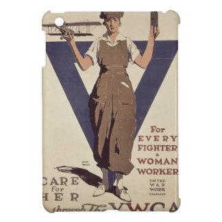 Para cada combatiente un trabajador de mujer