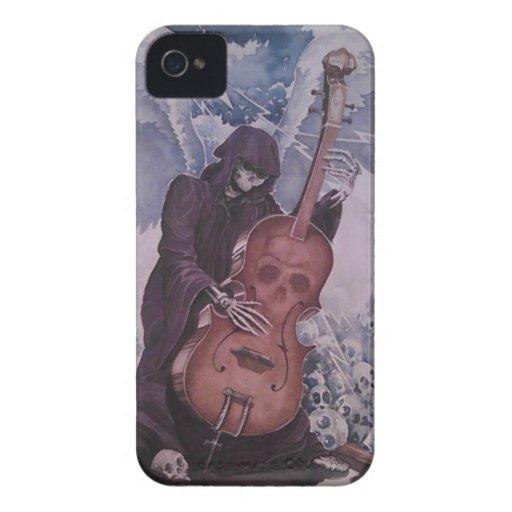para caer en el oído de la muerte iPhone 4 coberturas